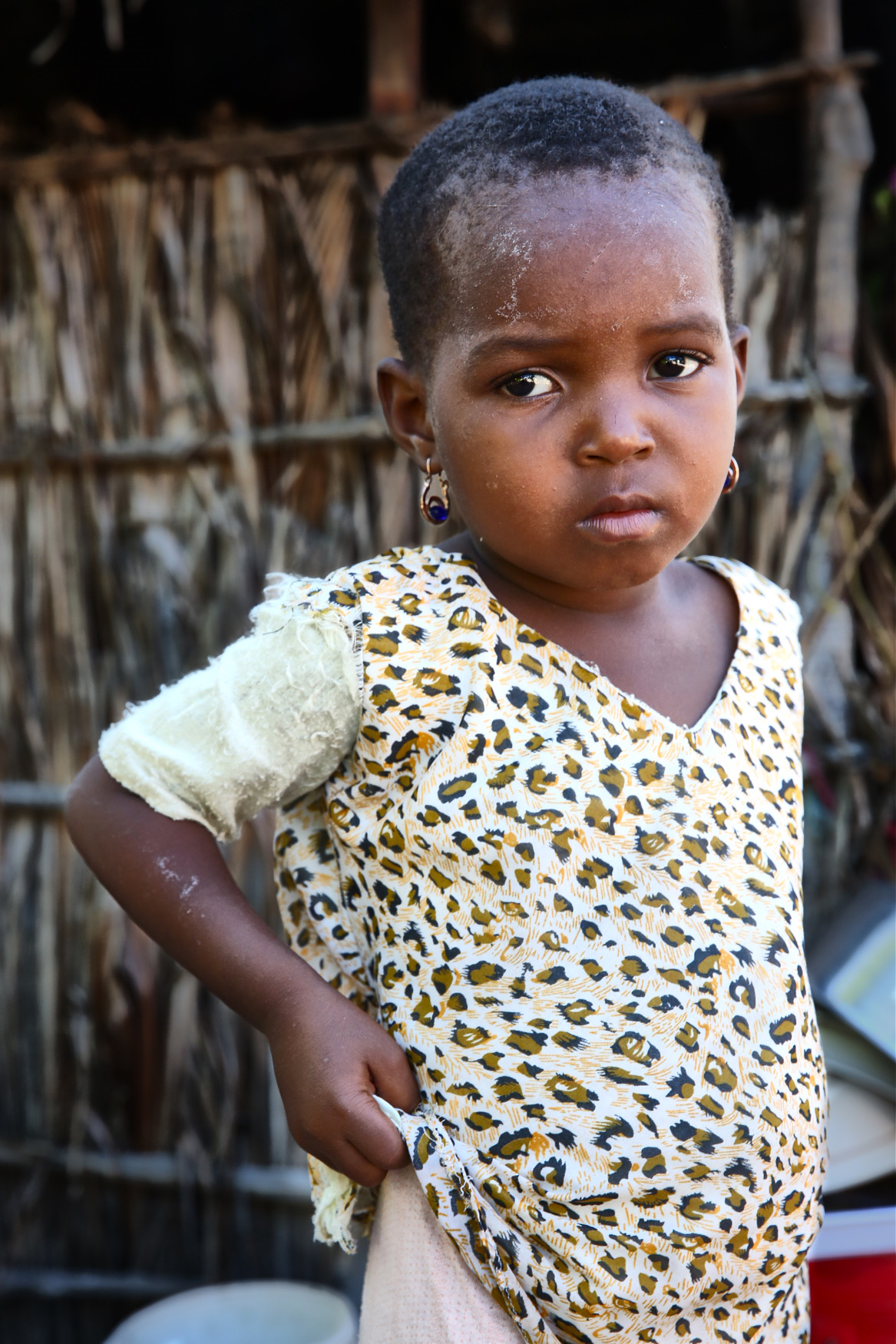 AE Photography - Tanzanian Child